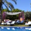 jardin ines piscine marrakech