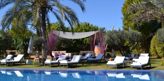 Journ e piscine marrakech 26 piscines de r ve for Le jardin 32 route sidi abdelaziz marrakech 40000