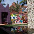 jardin rouge marrakech 2