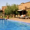 jnane leila piscine marrakech