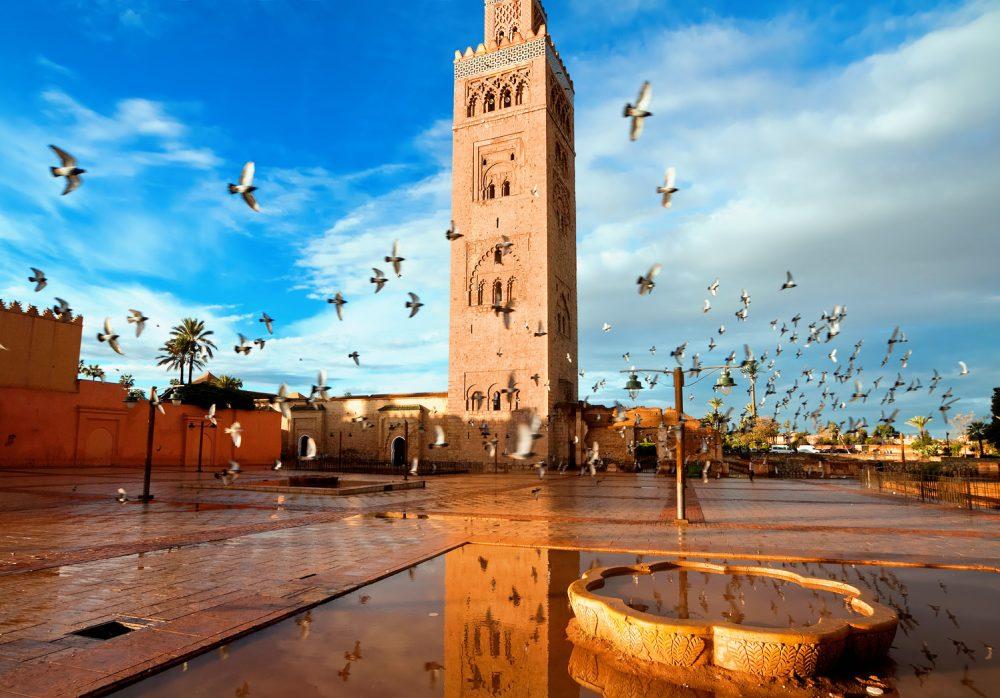 koutoubia marrakech 1