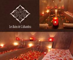 hammam marrakech les bains de l'Alhambra