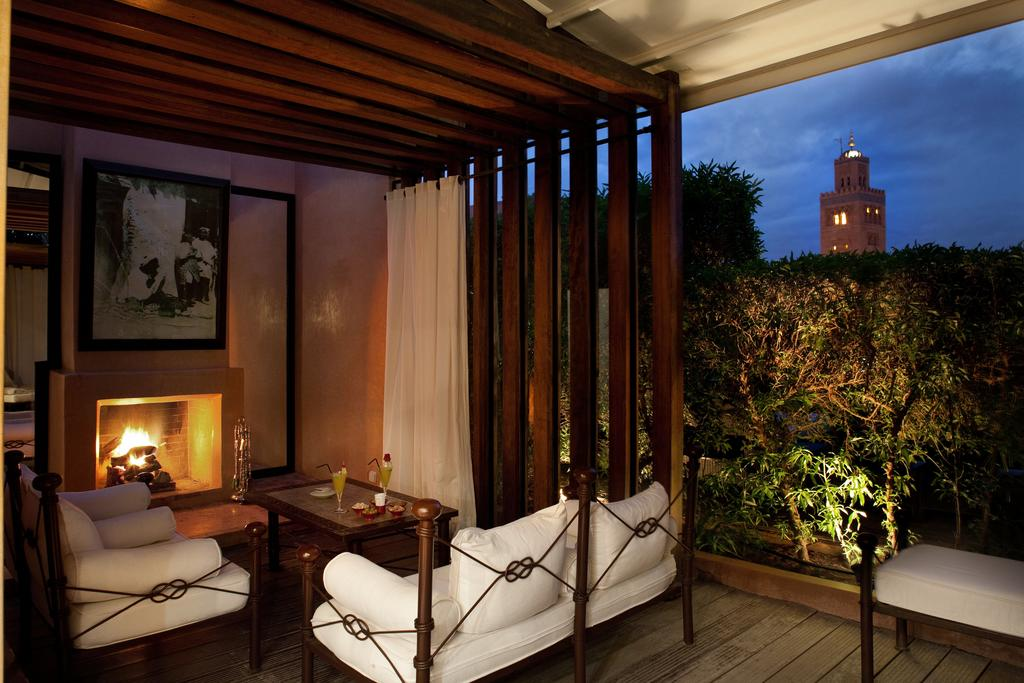 les jardins de la koutoubia note booking et tripadvisor pour cet h tel de luxeviaprestige marrakech. Black Bedroom Furniture Sets. Home Design Ideas