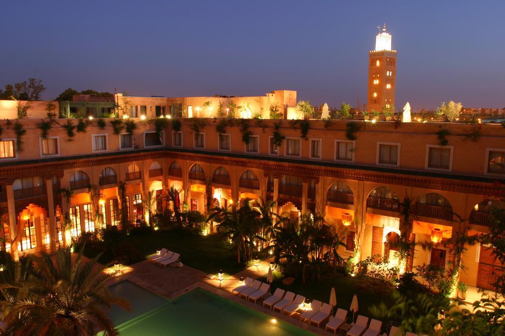 Les jardins de la koutoubia note booking et tripadvisor for Hotel les jardins de la villa et spa