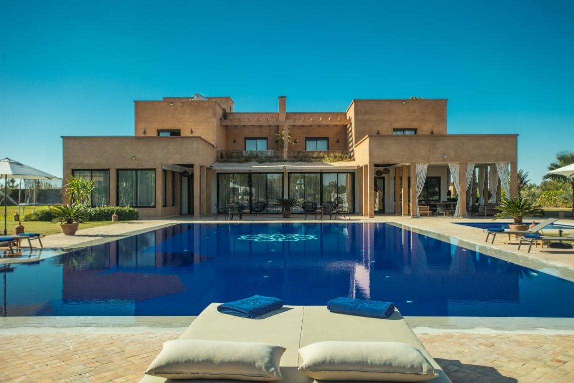 Location villa maroc avec piscine priv e 30 villas for Villa avec piscine a marrakech
