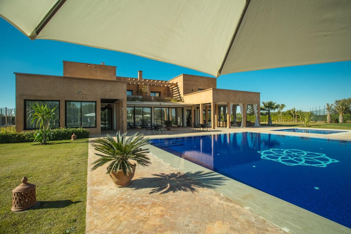 Location villa maroc avec piscine priv e 30 villas - Location maison avec piscine marrakech ...
