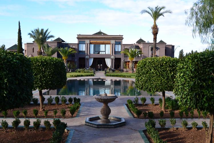 Location Villa Privative Marrakech Pour  Personnes