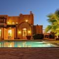 villa 3 chambres sur golf de samanah
