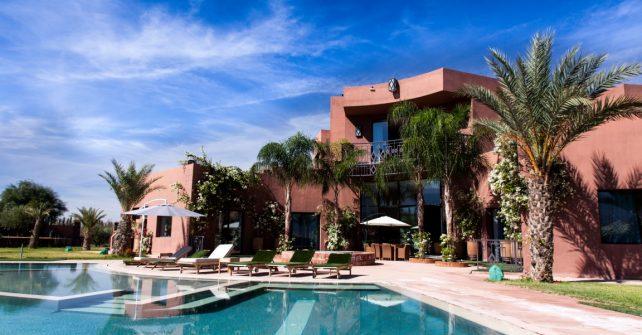 Louez Une Villa De Luxe Marrakech Pour Des Vacances De Rve Au