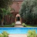 location villa luxe marrakech villa Trésor d'Orient