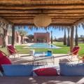 location villa marrakech villa delima 01