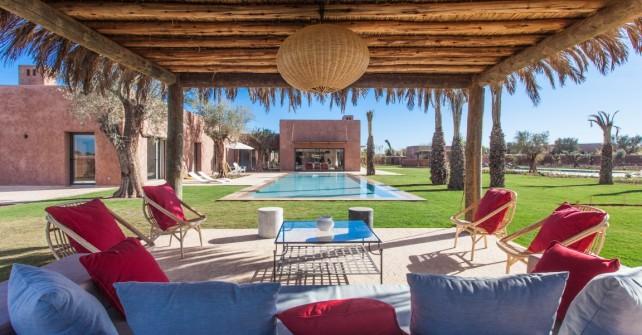 location villa marrakech pas cher. Black Bedroom Furniture Sets. Home Design Ideas