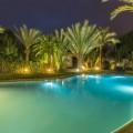 location villa marrakech villa des aras