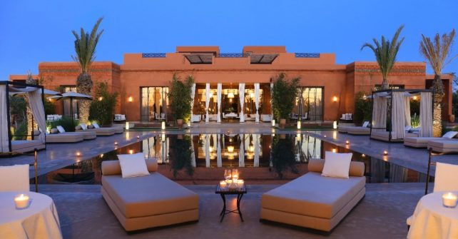 Quelques liens utiles for Riad piscine privee marrakech