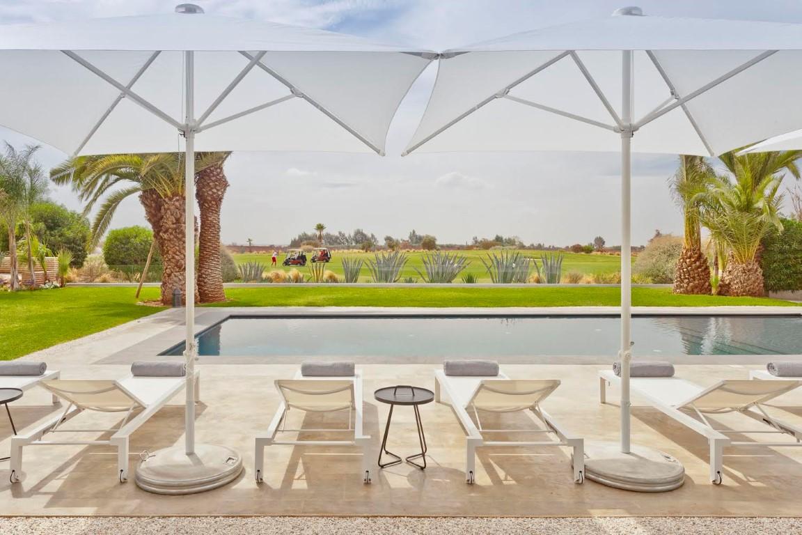 Location villa de prestige marrakechviaprestige marrakech for Villa des jardins marrakech