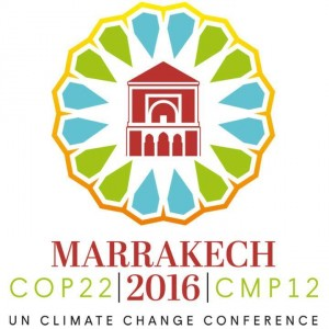 logo cop 22 marrakech maroc 2016