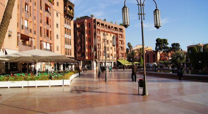 marrakech plaza centre commercial au coeur de marrakechviaprestige marrakech. Black Bedroom Furniture Sets. Home Design Ideas