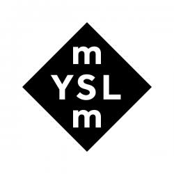 logo musée yves saunt laurent marrakech myslm