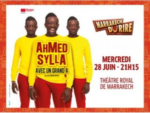 marrakech du rire 2017 ahmed sylla