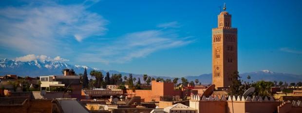 climat Marrakech