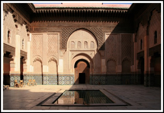 Top 10 des choses à voir à Marrakech : Medersa Ben Youssef