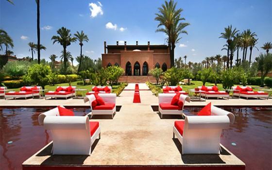 Journ e piscine marrakech 35 piscines de r ve for Bab hotel marrakech piscine