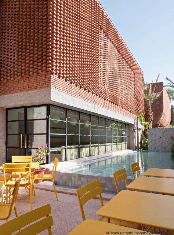 musée yves saint Laurent Marrakech 5
