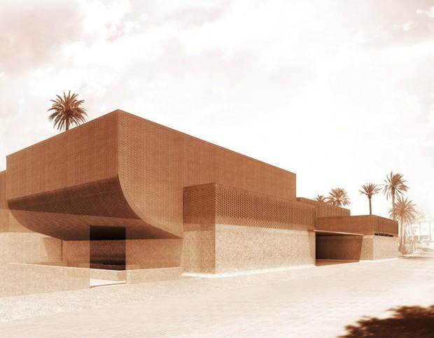 musée yves saint laurent marrakech 8