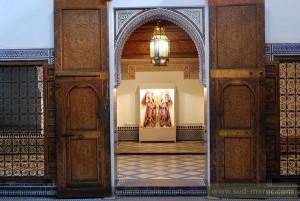 musée dar si said marrakach
