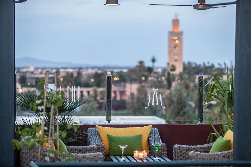 mysky skybar marrakech