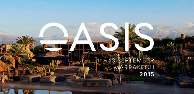 1ère Edition de L Oasis Festival Marrakech