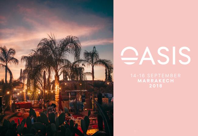 oasis festival marrakech 2018