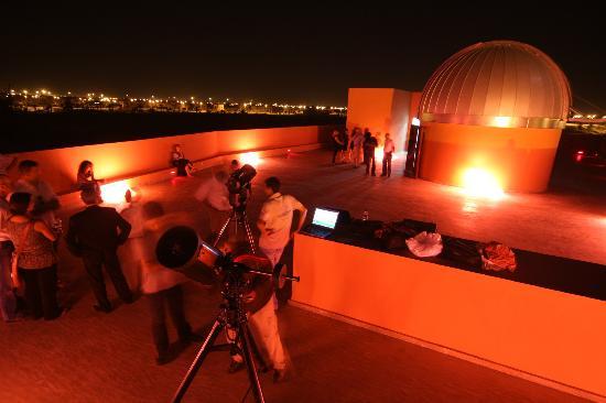 observatoire-astronomie marrakech