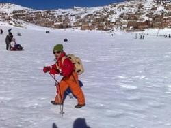ski à marrakech