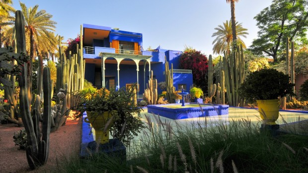 photo marrakech 9 jardin majorelle