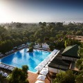 piscine marrakech la mamounia