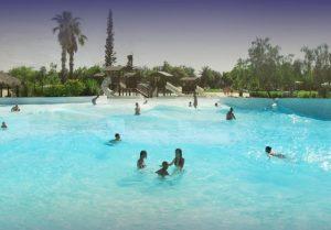 piscine marrakech oasiria