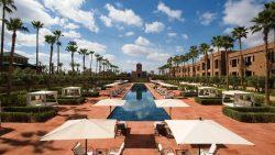 piscine marrakech selman