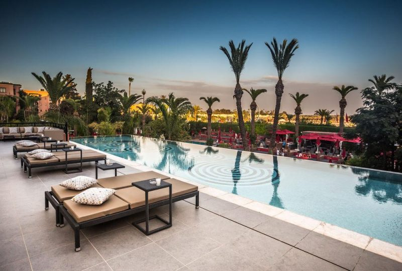 journ e piscine marrakech 30 piscines de r ve au