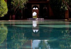 piscine villa Kacy marrakech