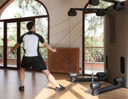 place es saadi fitness marrakech