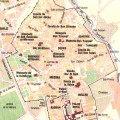plan medina marrakech