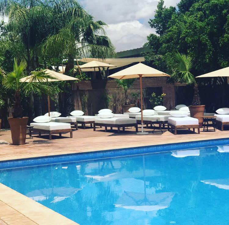 Souvent Journée Piscine Marrakech : 30 piscines de rêve au  KQ93
