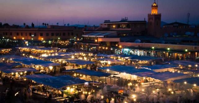 sejour à Marrakech