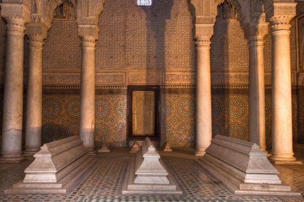 tombeaux saadiens marrakech 1