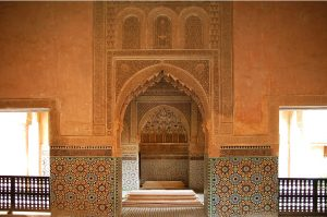 tombeaux saadiens marrakech 3