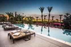 ultimate pool Marrakech
