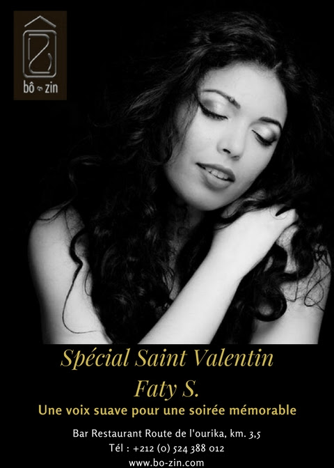 Saint Valentin Marrakech Bo Zin