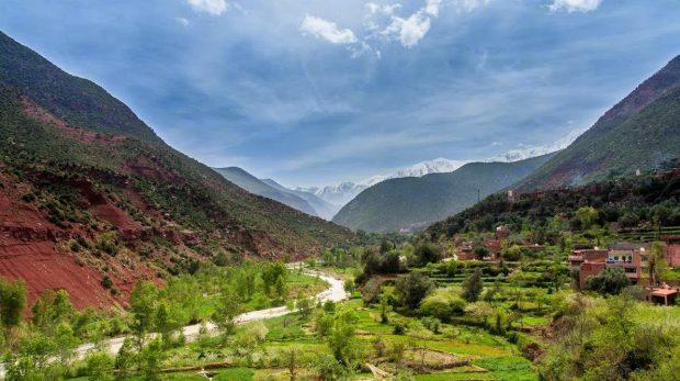 vallée de l'ourika Marrakech
