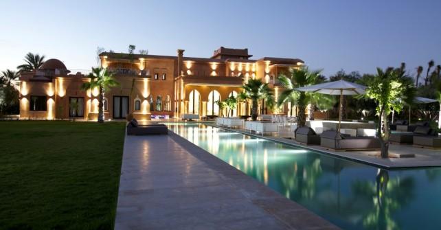 louez une villa de luxe marrakech pour des vacances de r ve au marocviaprestige marrakech. Black Bedroom Furniture Sets. Home Design Ideas